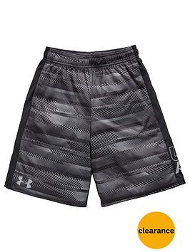 under-armour-boys-printed-short