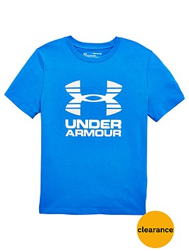 under-armour-boys-two-tone-logo-tee