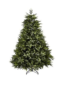 7Ft Sherwood Real Look Full Christmas Tree