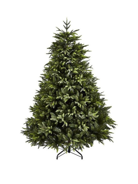 - 7ft Sherwood Real Look Full Christmas Tree Very.co.uk