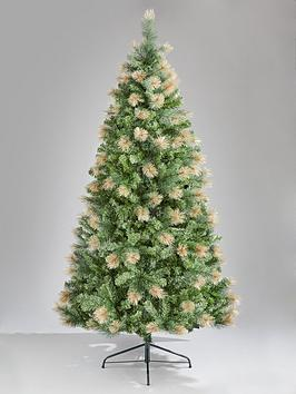 gold-frosted-tips-christmas-tree-7ft