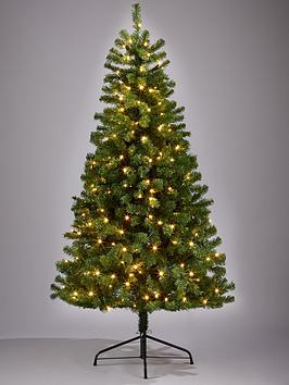 6ft-calgary-pre-lit-tree-with-multi-function-lights