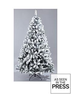 7ft-flocked-emperor-christmas-tree