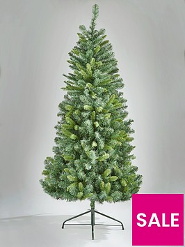 5ft-space-saving-half-christmas-tree