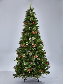 rutland-christmas-tree-with-berries-and-pine-cones-6ft