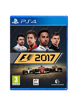 playstation-4-f1-2017-ps4