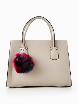 v-by-very-large-tote-with-pom-pomsnbsp--grey