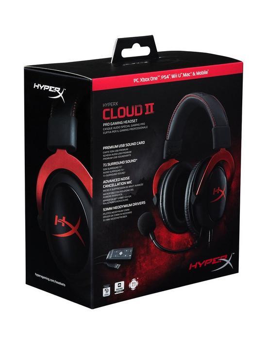 Hyperx Cloud Ii Pro Gaming Headset Verycouk