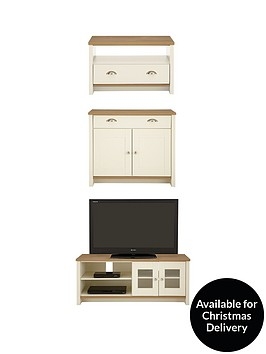 consort-tivoli-wide-tv-unit-ready-assembled-3-piece-living-room-set-wide-tv-unit-compact-sideboard-and-coffee-table-oak-effect-creamoak-effect