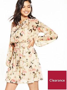 river-island-floral-tunic-dress