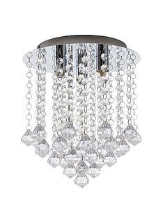isla-beaded-droplet-flush-ceiling-light