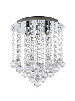 isla-beaded-droplet-flush-ceiling-light