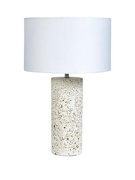 ideal-home-stanton-concrete-pillar-table-lamp