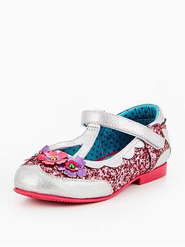 Photo of Irregular choice fairy garden girls shoe