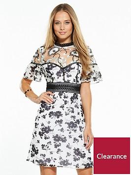 v-by-very-embroidered-yoke-lace-skater-dress