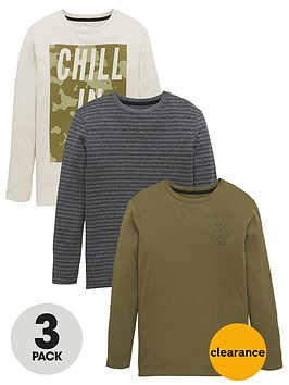 v-by-very-3-pack-camo-tees