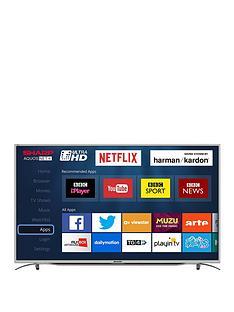 sharp-lc-55cug8362ks-55-inch-4k-ultra-hd-certified-smart-tv-black