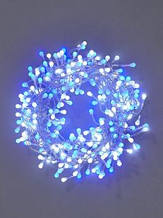 350-white-and-blue-led-cluster-cherry-christmas-chaser-lights
