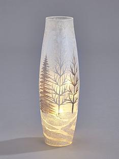 lit-winter-scene-vase-christmas-decoration