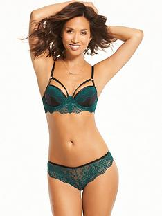 myleene-klass-brazilian-brief-ndash-tealblack