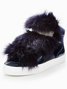 carvela-lovely-np-fur-plimsoll