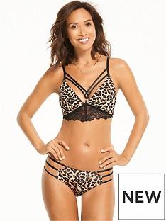 myleene-klass-leopard-strappy-brazilian