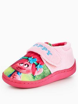 trolls-trolls-poppy-slipper-pink