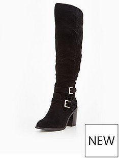 miss-kg-harriet-buckle-calf-boot