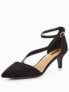 Miss Kg Archer Asymmetric Court Shoe