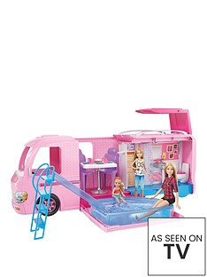 barbie-dream-campernbspplayset-with-pool