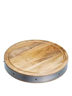kitchen-craft-industrial-kitchen-round-butcherrsquos-block