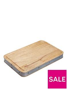 kitchencraft-industrial-kitchen-rectangular-butcherrsquos-block