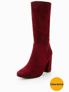 v-by-very-swish-slim-leg-calf-boot-merlot