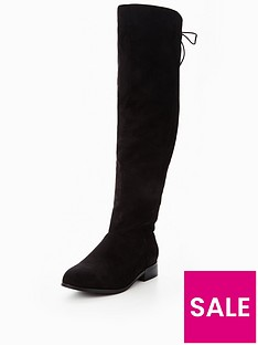 v-by-very-chyna-wide-fit-micro-fibre-over-the-knee-boot-black