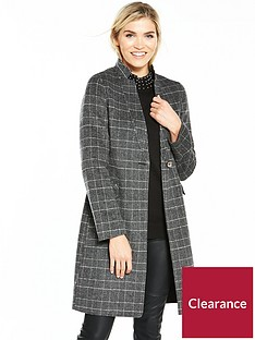 v-by-very-handmade-check-long-coat
