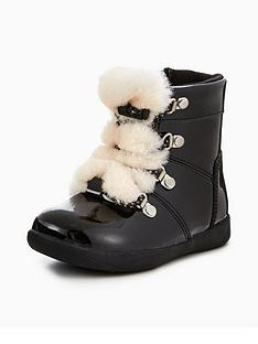 ugg-ager-patent-boot