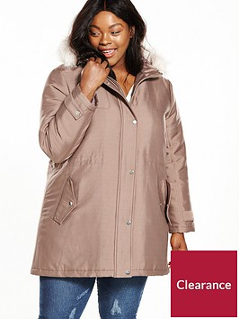 v-by-very-curve-metallic-parka-blush