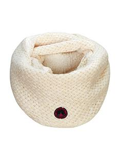 superdry-clarrie-snood-cream