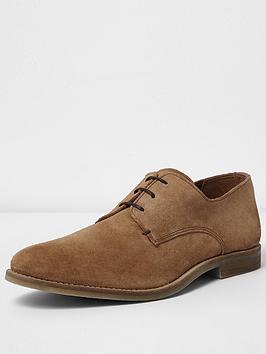river-island-mens-suede-shoe