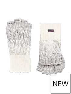 superdry-clarrie-ombre-mittens