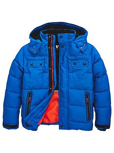 v-by-very-padded-fleece-lined-popper-jacket