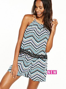 oasis-oasis-tribal-aztec-playsuit