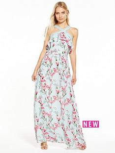 oasis-magnolia-chiffon-maxi-dress