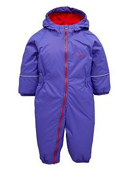 regatta-regatta-baby-girls-splosh-waterproof-all-in-one-suit