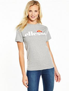 Ellesse Albany T-Shirt - Grey Marl