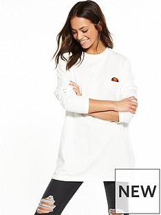 ellesse-heritage-beatrice-long-sleeve-tee-white