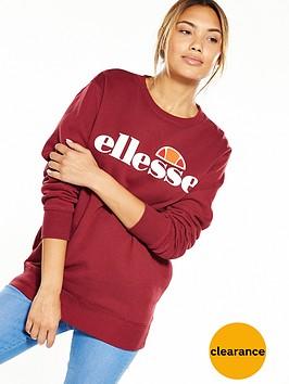 ellesse-heritage-ellesse-heritage-agata-sweatshirt-burgundynbsp