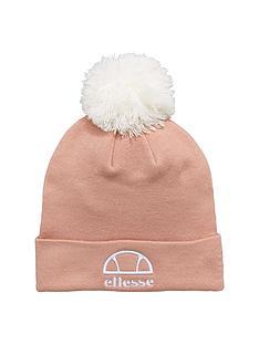 ellesse-heritage-alezi-bobble-hat-pinknbsp