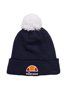 ellesse-heritage-alezi-bobble-hat-navynbsp