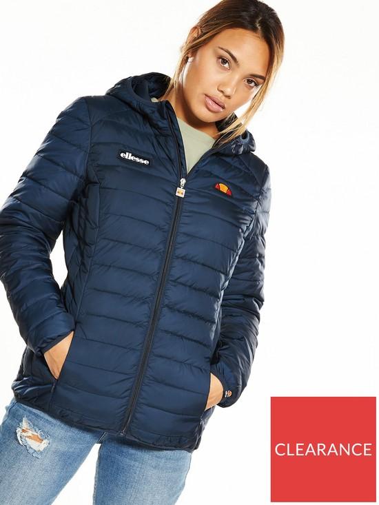 5ed40464aff1 Ellesse Heritage Lompard Jacket